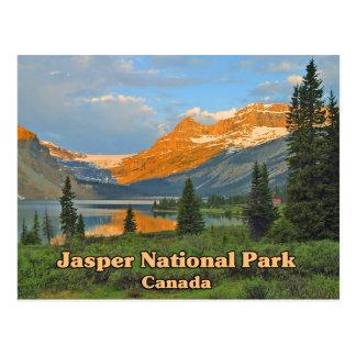 Parc national Canada de jaspe Carte Postale