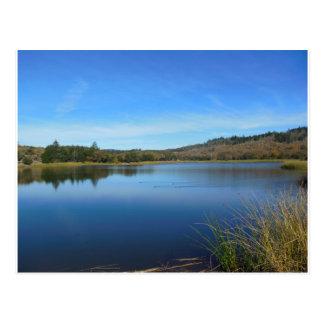 Parc Santa Rosa CA d'Ilsanjo Annadel de lac Carte Postale