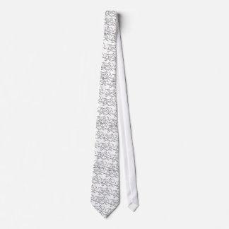 Pardon My French ~ Tie / Necktie