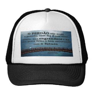 pardon trucker hat