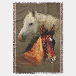 Parent And Child Fleece BlanketThrow Throw Blanket