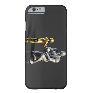 Parent Teaching Child as a Concept in 3D Barely There iPhone 6 Case