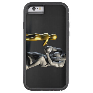 Parent Teaching Child as a Concept in 3D Tough Xtreme iPhone 6 Case