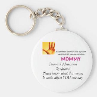Parental Alienation Syndrom Keychain
