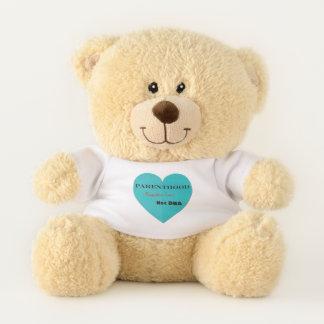 Parenthood Requires Love Not DNA Teddy Bear