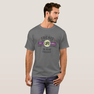 parents are friends T-Shirt