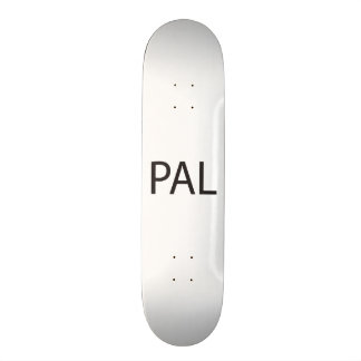 Parents Are Listening -or- Peace And Love.ai Skateboards