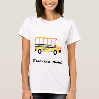 Parents + Teachers = Student Success (Black) T-Shirt