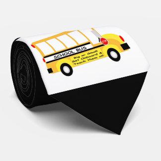 Parents + Teachers = Student Success (Black) Tie