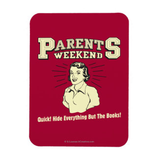 Parents Weekend: Hide Everything Magnet