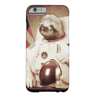 Paresse d'astronaute coque iPhone 6 barely there