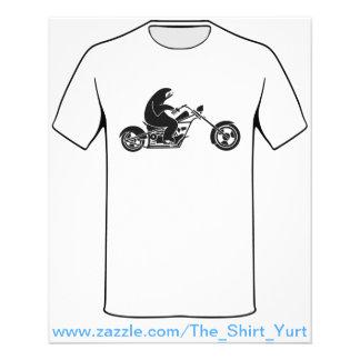 Paresse lente sur un vélo rapide prospectus 11,4 cm x 14,2 cm