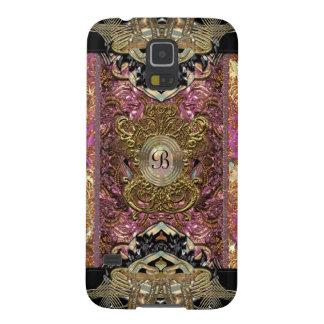 Parfait Launuette Victorian Elegant Galaxy S5 Cover
