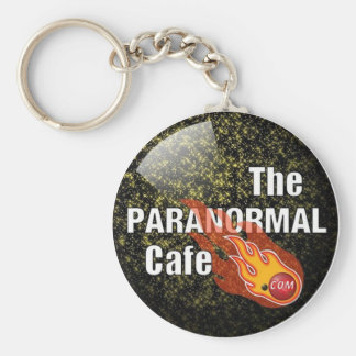 Parinormal Cafe Key Chain