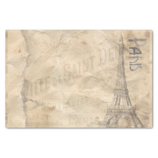 Paris 1A-1B Image Options Tissue Paper