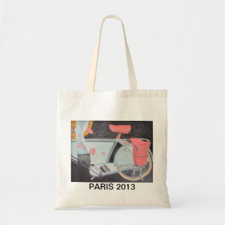 PARIS 2013 Tote Bag