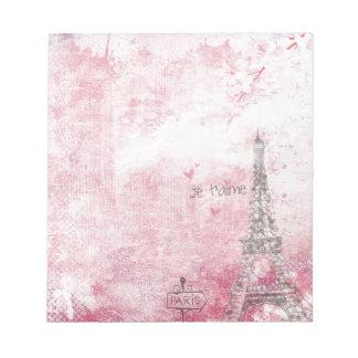 paris-2869657_1920 notepad
