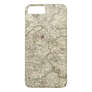Paris 3 iPhone 7 plus case