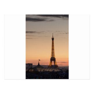 Paris <3 postcard