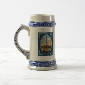 Paris Afternoon Beer Stein