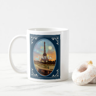 Paris Afternoon Coffee Mug