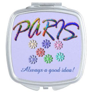 Paris -Always a good idea Makeup Mirror