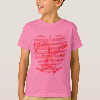 PARIS - AMOUR T-Shirt