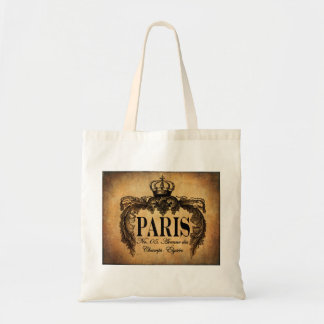 Paris, antique leather design