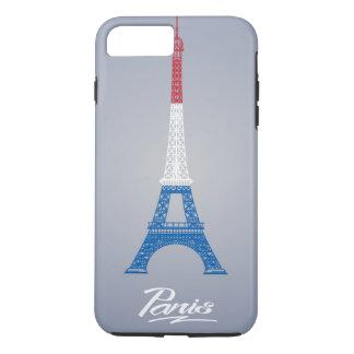 Paris Apple iPhone 7 Plus, Tough Phone Case
