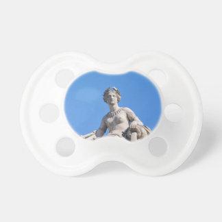 Paris architecture baby pacifier