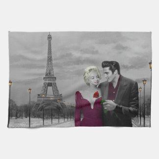 Paris B&W 2 Kitchen Towel