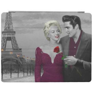 Paris B&W iPad Cover