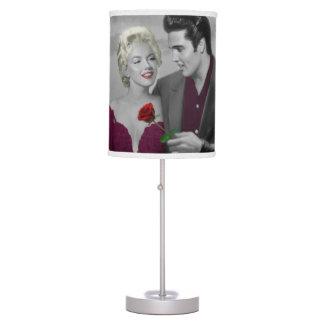 Paris B&W Table Lamps