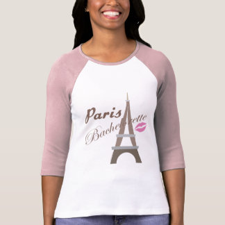 Paris Bachelorette Party T Shirt