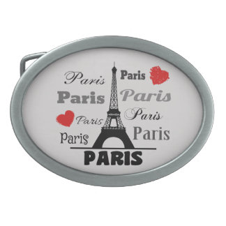 Paris Belt Buckle