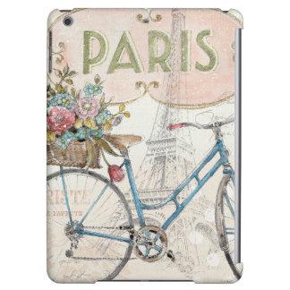 Paris Bike With Flowers iPad Air Case