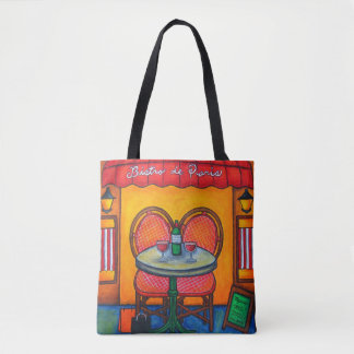 Paris Bistro Bag By Lisa Lorenz