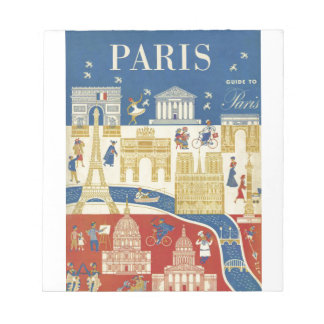 Paris - Block de Notas Notepad