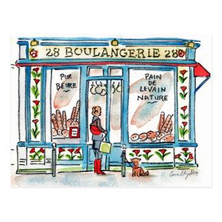 Paris BOULANGERIE 28 Cartes Postales