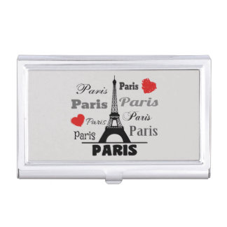 Paris Business Card Holder