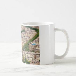 Paris Butterfly Coffee Mug