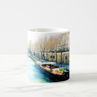 Paris by day coffee mug