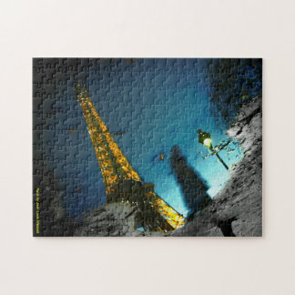 PARIS by Jean Louis Macault Puzzle