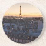 Paris by night dessous de verre