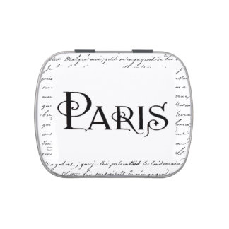 Paris Candy Box