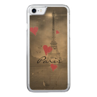 Paris Carved iPhone 8/7 Case
