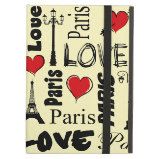 Paris Case For iPad Air