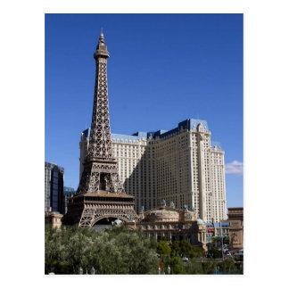 Paris Casino In Las Vegas Postcard