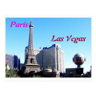Paris Casino Postcard