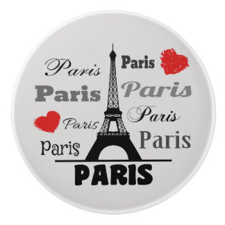 Paris Ceramic Knob